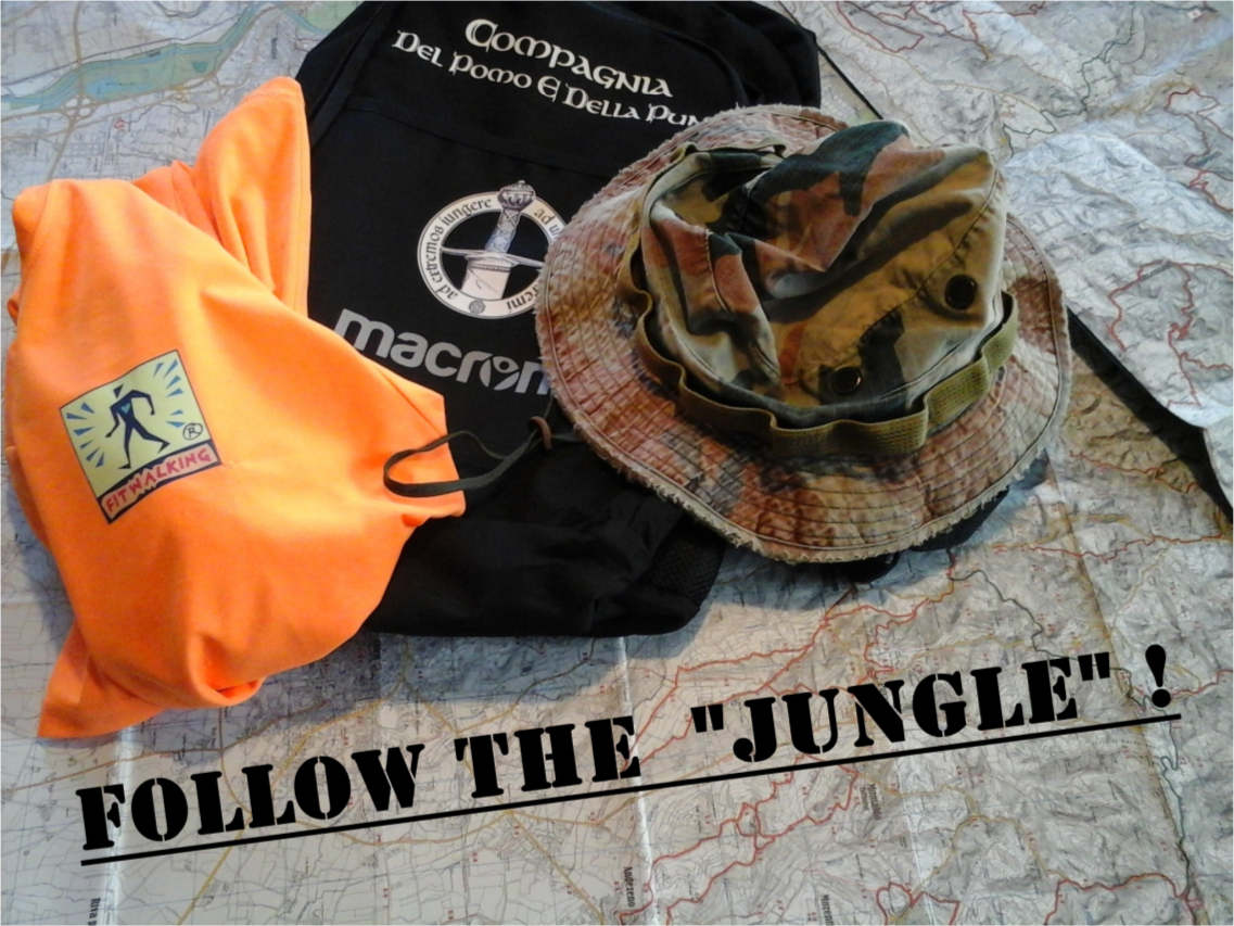 "FOLLOW THE ""JUNGLE""!"